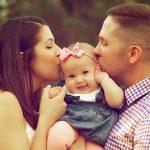 Майка, баща, дете, обич